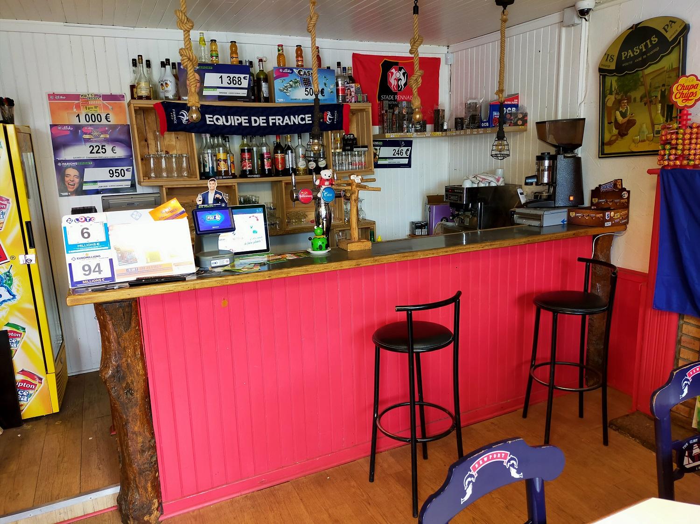 Vente Bar, tabac, FDJ, restaurant à Combourg dans un village charmant (35270)