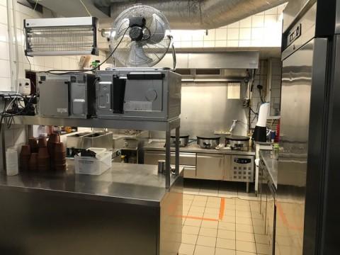 Vente Restaurant, Pizzeria, Crêperie 50 couverts avec terrasse à Chambéry dans le centre ville (73000)