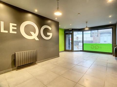 Vente Local commercial , 60 m2, Wallonie en Belgique