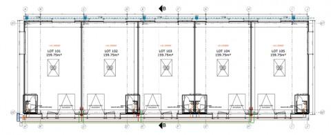 Vente Local d'activité / Entrepôt, 800 m2 à Saint-Martin-de-Fontenay (14320)