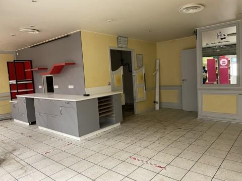 Vente Cellule commerciale exploitée précédemment par une sandwicherie à Bourg-en-Bresse (01000)