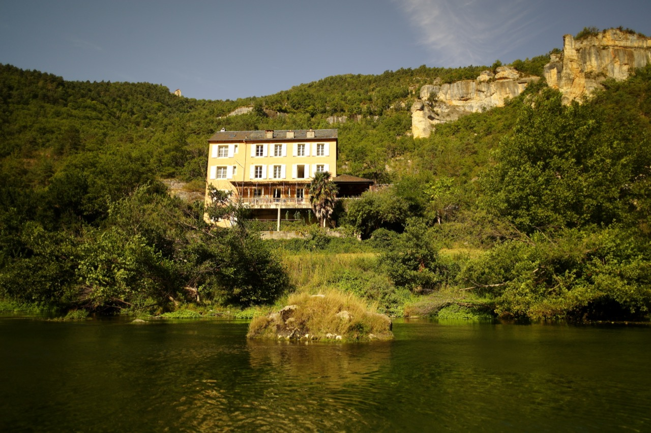 Vente Hôtel-restaurant à Massegros Causses Gorges en plein coeur des gorges du Tarn (48500)