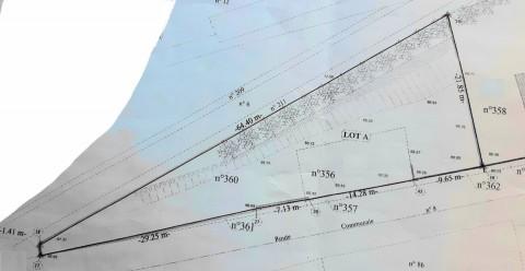 Vente Terrain, 690 m2 à Soyaux (16800)