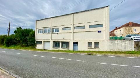 Vente Bureaux / Locaux professionnels, 219 m2 à Montceau-les-Mines (71300)