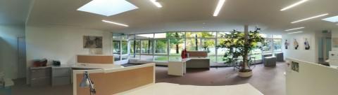 Vente Bureaux / Locaux professionnels Magnifiques bureaux de 309 m2 à louer en face du lac, 309 m2 à Lausanne en Suisse