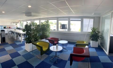 Vente Bureaux de 427 m2 à Préverenges en Suisse