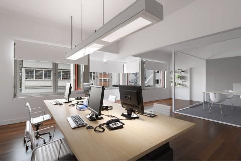 Vente Immeuble artisanal et industriel actuellement stockage, dépôts et bureaux à Bussigny dans la zone industrielle et commerciale de Crissier en Suisse