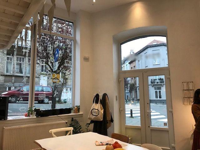 Vente Bureau ou commerce de 55 m² à Ixelles près des institutions européennes en Belgique