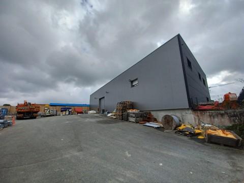 Vente Local d'activité / Entrepôt, 340 m2 à Lorient au cœur d'une zone dynamique (56100)
