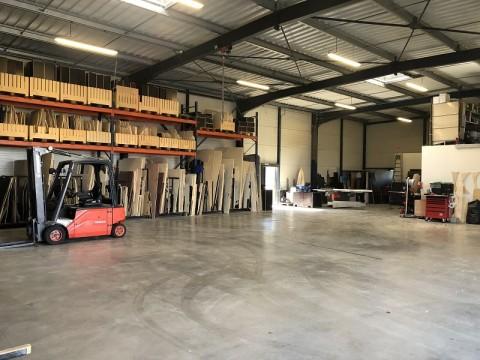 Vente Local d'activité / Entrepôt, 540 m2 à Landévant (56690)