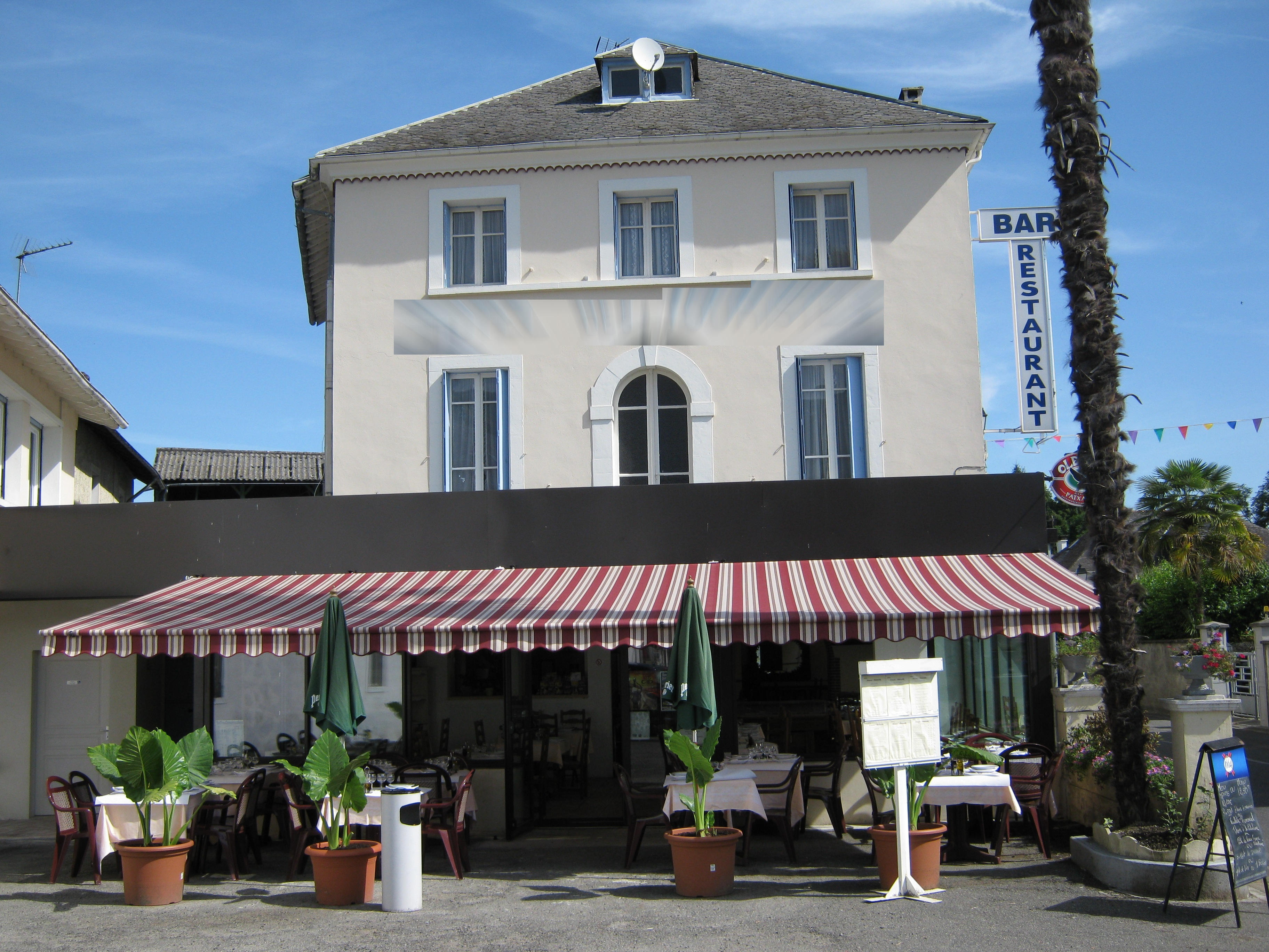 Vente Restaurant traditionnel - spécialités du Sud-Ouest près de Lourdes (65100)