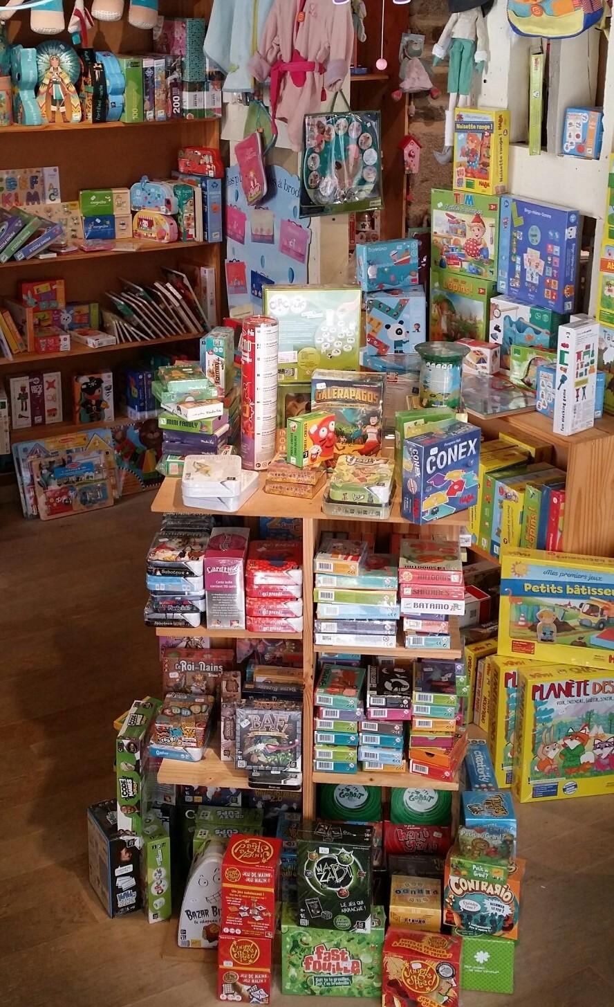 Vente Jeux de société, jeux éducatifs, et jouets, 200 m2 en Ille et Vilaine (35)