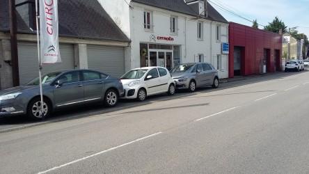Vente Concession automobile, 1000 m2 à Vimoutiers (61120)