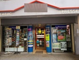Vente Tabac, Presse, Cigarettes électroniques, Confiserie, Loto, 60 m2 à Digne-Les-Bains (04000)