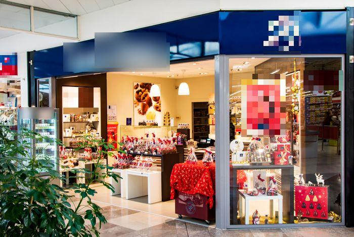 Vente Chocolaterie à Osny sur un emplacement N°1 dans une galerie commerciale (95520)