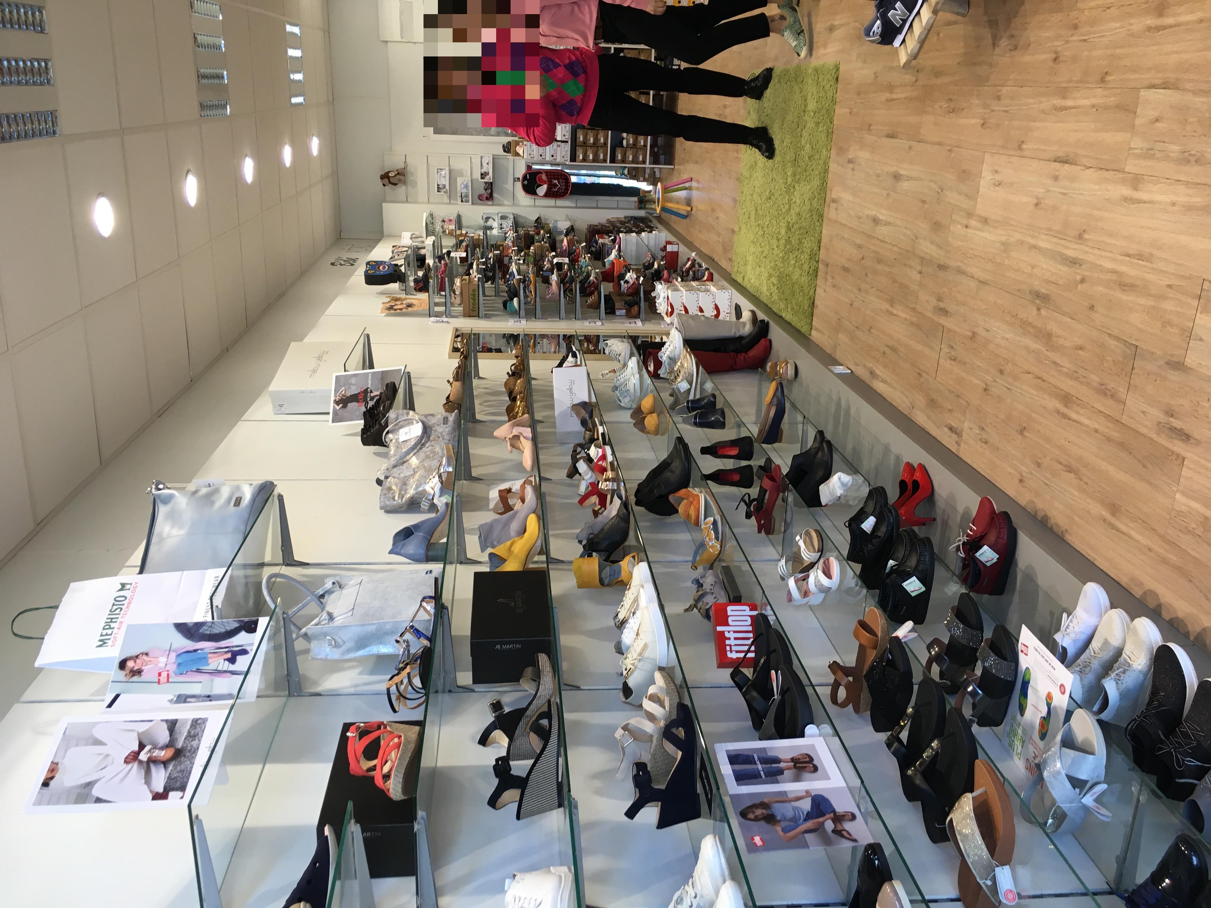 Vente Boutique de chaussures, 100 m2 en Charente (16)