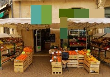 Vente Épicerie et fruits et légumes bio à Béziers (34500)