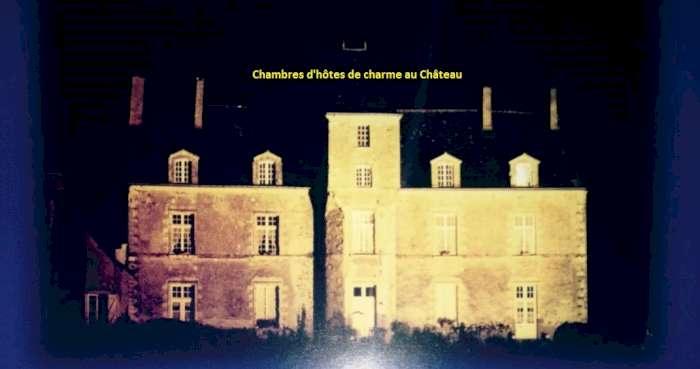 Vente 5 chambres d'hôtes au château, 800 m2 près de Nantes (44000)