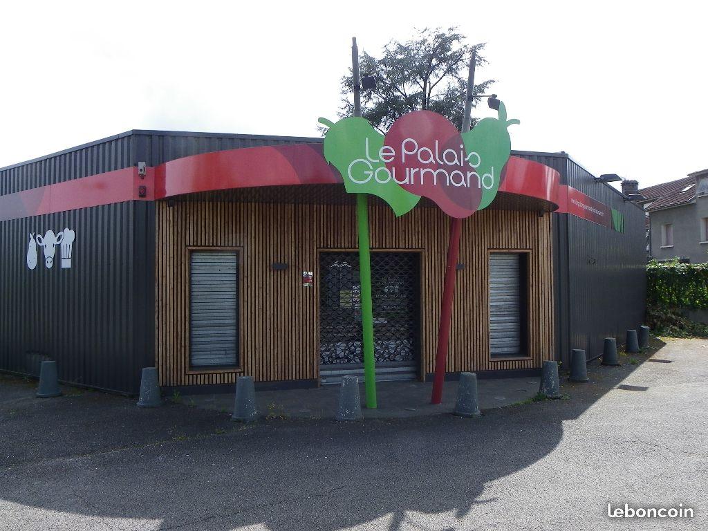 Vente Boucherie, Charcuterie, Rotisserie, 490 m2 à Biars-sur-Cère (46130)