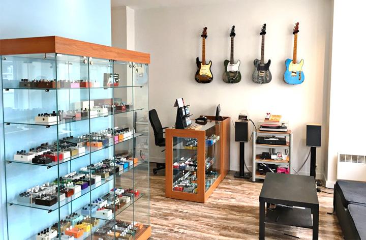 Vente Vente au détail et e-commerce d'instruments de musique à Paris 15ème (75015)